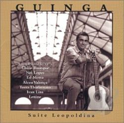 Guinga - Suite Leopoldina CD Cover Art