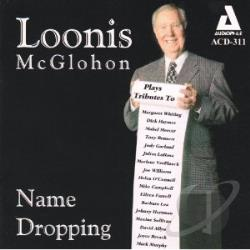 McGlohon, Loonis - Name Dropping CD Cover Art