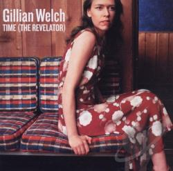Welch, Gillian - Time (The Revelator) CD Cover Art