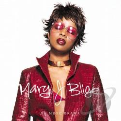 Blige, Mary J. - No More Drama CD Cover Art