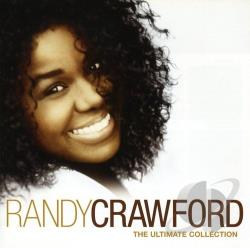 Crawford, Randy - Ultimate Collection CD Cover Art