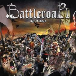 Battleroar - Age of Chaos CD Cover Art