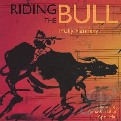Flannery, Molly - Riding the Bull CD Cover Art