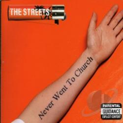 Streets - Never Went to Church, Pt. 1 DS Cover Art