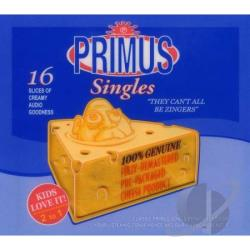 Primus - They Can't All Be Zingers CD Cover Art