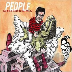 People - Misbegotten Man CD Cover Art