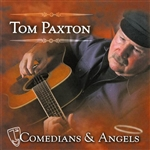 Paxton, Tom - Comedians & Angels CD Cover Art