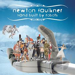 Faulkner, Newton - Hand Built by Robots CD Cover Art