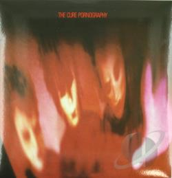 Cure - Pornography LP Cover Art
