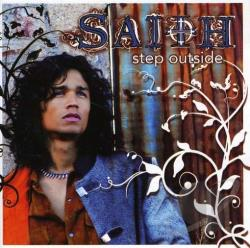 Saith - Step Outside CD Cover Art