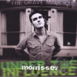 Morrissey - Under the Influence CD Cover Art