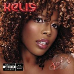 Kelis - Tasty CD Cover Art