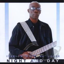 Jones, Iverson Poitaire - Night and Day CD Cover Art