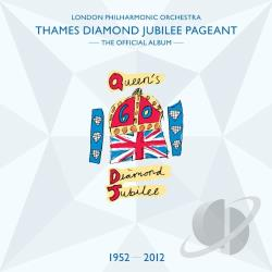 Elgar / London Philharmonic Orch. / Parry - Thames Diamond Jubilee Pageant CD Cover Art