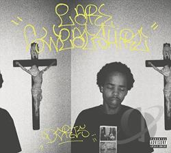 Earl Sweatshirt - Doris CD Cover Art