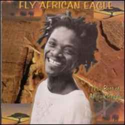 Fly African Eagle CD Cover Art