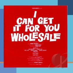 Engel, Lehman - I Can Get It For You Wholesale CD Cover Art