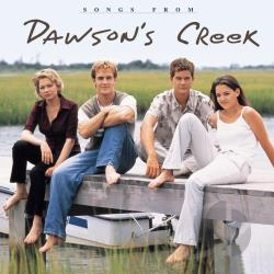 Songs From Dawson's Creek CD Cover Art