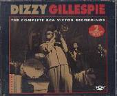 Gillespie, Dizzy - Complete RCA Victor Recordings CD Cover Art
