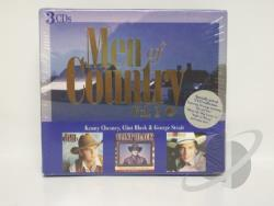 Men Of Country, Vol. 2: Kenny Chesney/Clint Black CD Cover Art