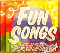 Fun Songs CD Cover Art