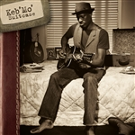 Keb' Mo' - Suitcase CD Cover Art