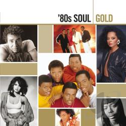 '80s Soul Gold CD Cover Art