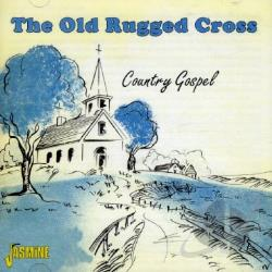 Old Rugged Cross: Country Gospel CD Cover Art