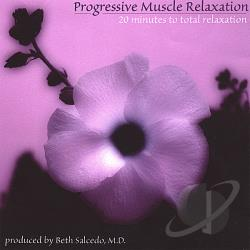 Salcedo, Beth MD - Progressive Muscle Relaxation CD Cover Art