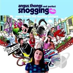 Angus, Thongs and Perfect Snog CD Cover Art