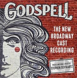 Godspell CD Cover Art