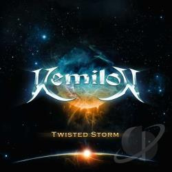 Kemilon - Twisted Storm CD Cover Art