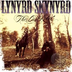 Lynyrd Skynyrd - Last Rebel CD Cover Art