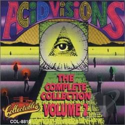 Acid Visions: The Complete Collection Vol. 2 CD Cover Art