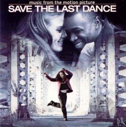 Save the Last Dance CD Cover Art