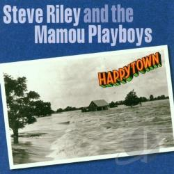 Riley, Steve - Happytown CD Cover Art
