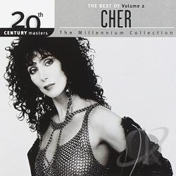 Cher - 20th Century Masters... Millenium... Vol. 2 CD Cover Art