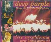 Deep Purple - Wings Of A Russian Foxbat/Live CD Cover Art