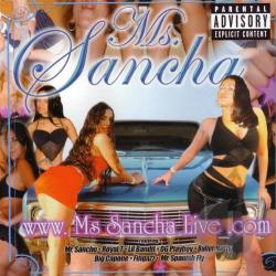 MS. Sancha - Www.Mssanchalive.Com CD Cover Art