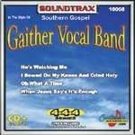 Gaither Vocal Band - Karaoke: Gaither Vocal Band CD Cover Art
