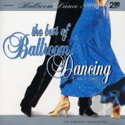 Best Of Ballroom Dancing CD Cover Art