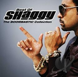 Shaggy - Boombastic Collection: The Best of Shaggy CD Cover Art