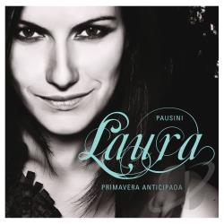 Pausini, Laura - Primavera Anticipada CD Cover Art