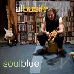Basile, Al - Soul Blue 7 CD Cover Art