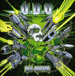 U.D.O. - Rev-Raptor CD Cover Art