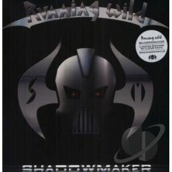 Running Wild - Shadowmaker LP Cover Art
