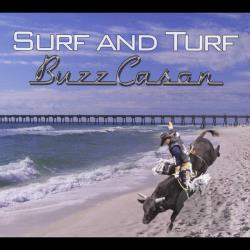 Cason, Buzz - Surf and Turf CD Cover Art