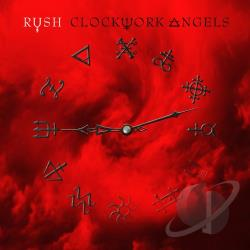 Rush - Clockwork Angels CD Cover Art
