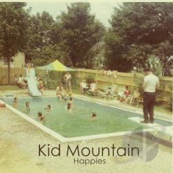 Kid Mountain - Happies CD Cover Art