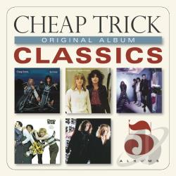 Cheap Trick - Original Album Classics, Vol. 3 CD Cover Art